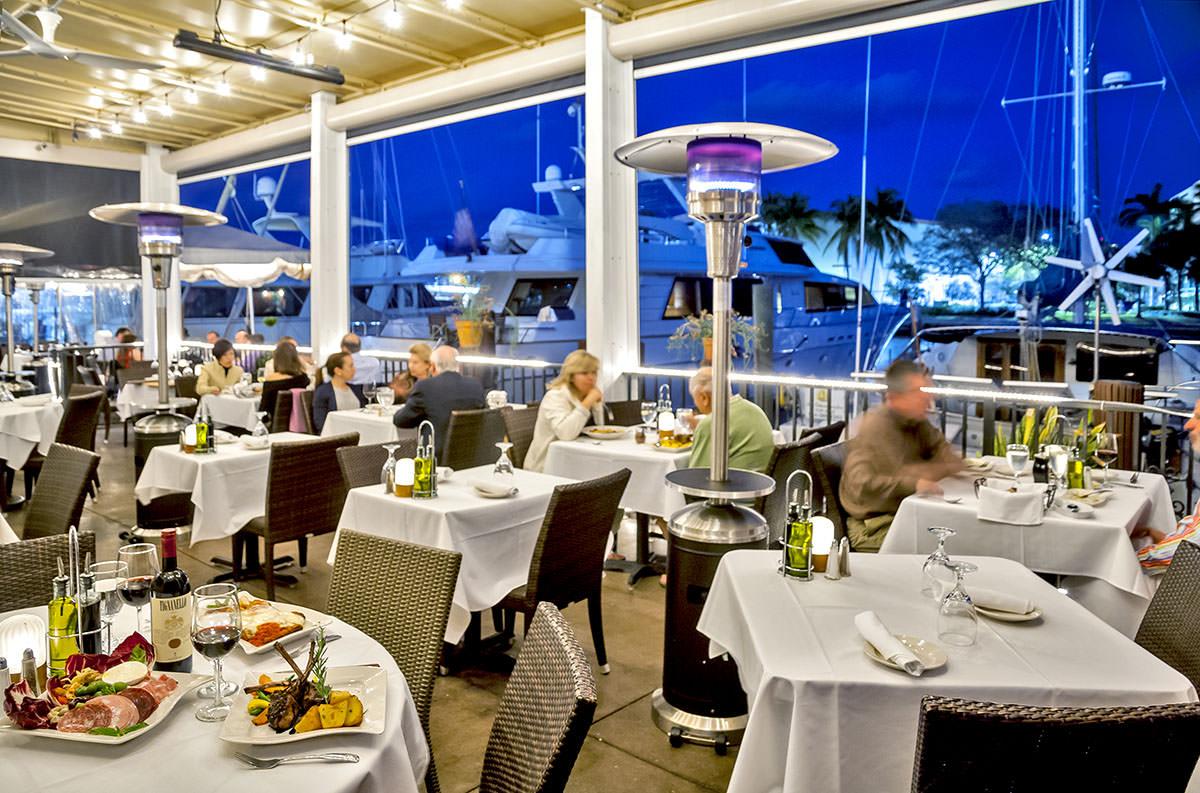 Serafina Italian Restauraunt Fort Lauderdale Waterfront