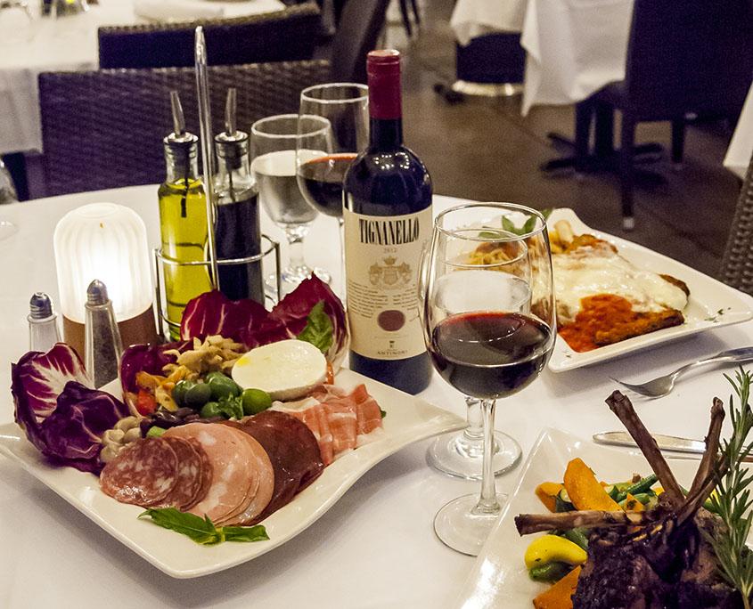 Home Serafina Italian Restaurant Fort Lauderdale
